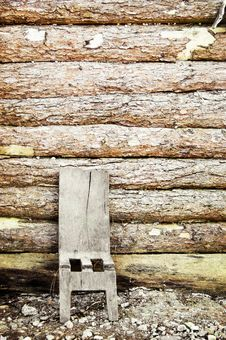 Free Log Cabin Royalty Free Stock Photo - 5670825
