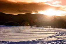 Free Bretton Woods, New Hampshire Royalty Free Stock Photo - 5670965