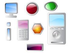 Free Computer & Techonlogy Graphics Royalty Free Stock Photos - 5671648
