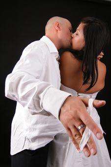 Free Kiss Stock Photography - 5672102