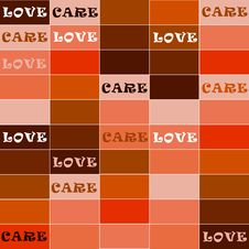 Free Love And Care Background Stock Image - 5672201