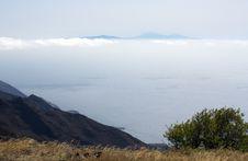 La Palma And Tenerife Royalty Free Stock Photography