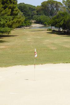 Free Golf Field Stock Photography - 5672472