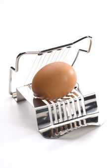 Free Egg Cutter Stock Images - 5672744