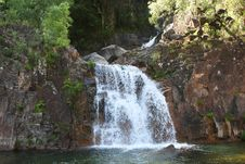 Free Geres Waterfall Stock Image - 5672791