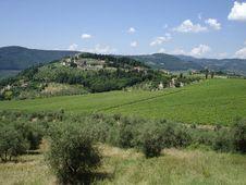 Free Nipozzano - Chianti Rufina Stock Photo - 5673370