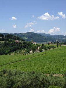 Free Nipozzano - Chianti Rufina Stock Photo - 5673440