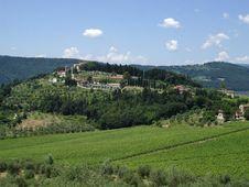 Free Nipozzano - Chianti Rufina Stock Photo - 5673480