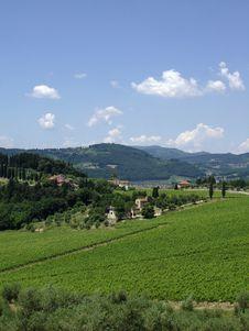 Free Nipozzano - Chianti Rufina Royalty Free Stock Images - 5673519