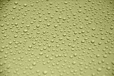 Free Rain Drops On Window Stock Photo - 5673790
