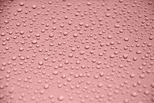 Free Rain Drops On Window Royalty Free Stock Photo - 5673875
