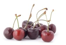 Free Cherries Royalty Free Stock Photos - 5673978