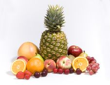 Free Fruits Royalty Free Stock Photography - 5674337