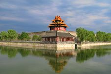 Free The Turret Of The Imperial Palace Stock Photos - 5674403