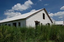 Free Abandoned Farm. Near Chernobyl Area.  Kiev Region Royalty Free Stock Images - 5674529
