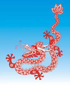 Free Myth Dragon Royalty Free Stock Photos - 5674618