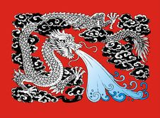 Free Myth Dragon Royalty Free Stock Image - 5674716