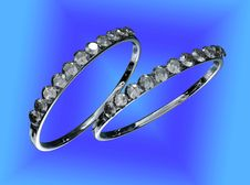Free Rings Royalty Free Stock Photo - 5675265
