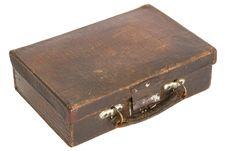 Free Old Suitcase Stock Image - 5675691