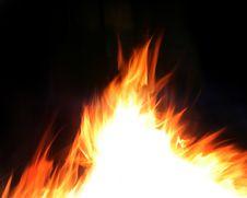 Free Flame Royalty Free Stock Photo - 5676055