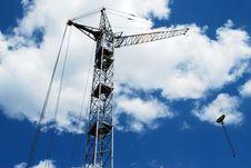 Free Crane Stock Image - 5676621