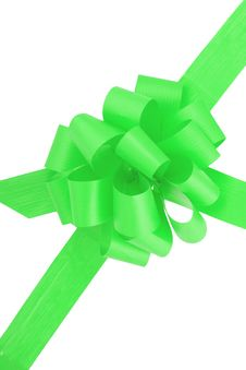 Free Green Ribbon Stock Photos - 5677273