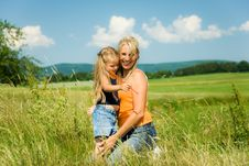Free Mother And Daughter Stock Images - 5677654