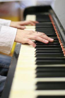 Free Piano Stock Image - 5677851