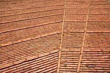 Free Brick Floor Royalty Free Stock Photography - 5677867