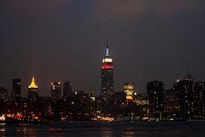 Free Sleepless Manhattan Stock Photo - 5678750