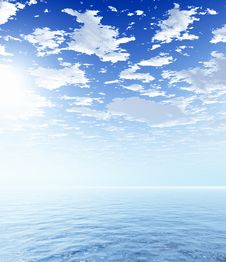 Free Seascape Stock Image - 5679101