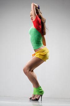 Free Dancer Stock Photos - 5679183