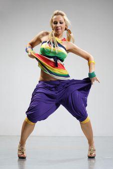 Free Dancer Royalty Free Stock Photos - 5679338