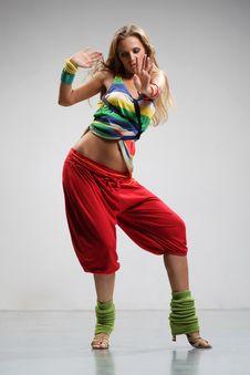 Free Dancer Royalty Free Stock Image - 5679346