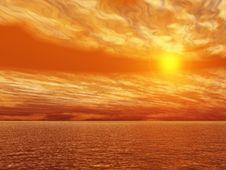 Free Sunset Stock Image - 5679531