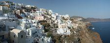 Free Beautiful Oia Town In Santorini Royalty Free Stock Image - 5679806