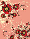 Free Floral Ornamental Background Stock Photography - 5683142