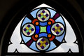 Free Ancient Stained-glass Window Stock Photo - 5688870