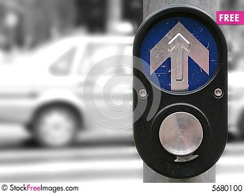 Free Pedestrian Crossing Stock Photo - 5680100