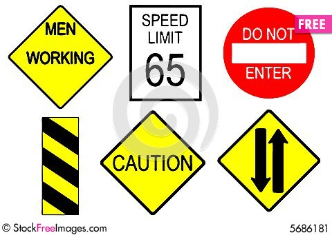 Street Signs - Free St...