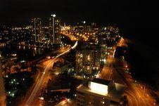 Free Gold Coast Night 1 Stock Images - 5680334