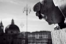 Free Piazza Popolo Royalty Free Stock Photos - 5681348