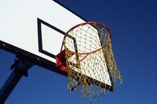 Free Basketball Net Stock Photography - 5681592