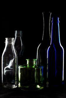 Free Silhouettes Stock Photos - 5681973