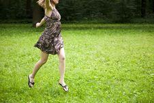 Free Running Women Stock Photos - 5682983
