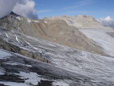 Free Mountain Landscape Glacier Stock Image - 5683011