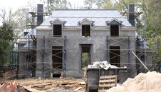 Free New Mansion Under Construction Stock Photos - 5683713
