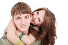 Free Amorous Stock Photos - 5684363