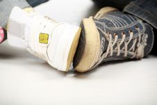 Free Boots Stock Image - 5684401