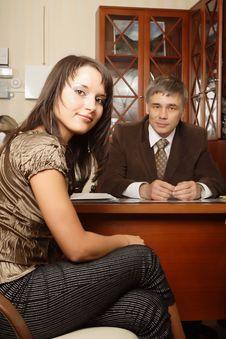 Free Female Business Stock Image - 5684461
